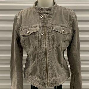 Calvin Klein grey corduroy jacket